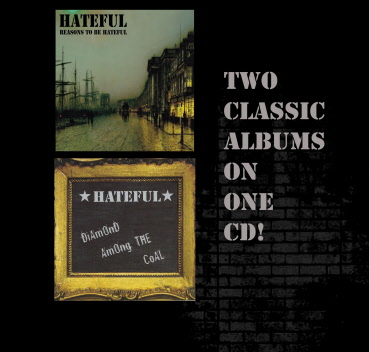Hateful - Two Classic Albums On One CD (lim. 300, 2nd Press)